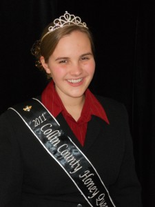 2011 Honey Queen, Caroline Adams