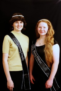 2011 Honey Princesses, Shelby Kilpatrick and Shannon LaGrave