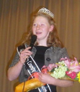 2013 Honey Queen, Shannon LaGrave