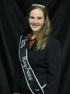 2010 Honey Princess - Caroline Adams