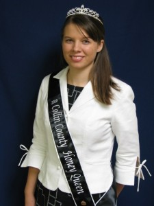 2010 Honey Queen - Kaylynn Mansker