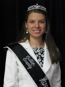 2009 Honey Princess, Kaylynn Mansker