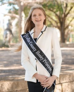 2020 Princess Kaitlyn Huckle